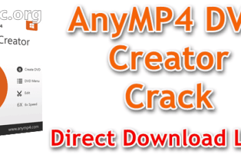 AnyMP4 DVD Creator Crack
