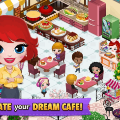 Cafeland - World Kitchen v2.0.16 MOD APK