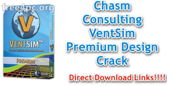 Chasm Consulting VentSim Premium Design Crack
