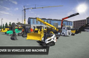 Construction Simulator 3 v1.1 MOD APK
