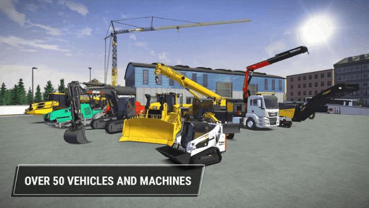 Construction Simulator 3 v1.1 MOD APK