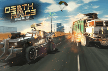Death Race Road Battle v1.4 MOD APK