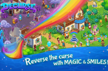 Decurse – A New Magic Farming Game v1.1.161 MOD APK
