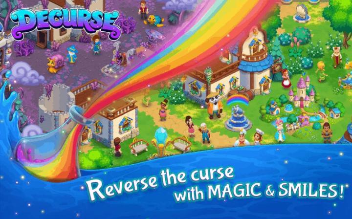 Decurse – A New Magic Farming Game v1.1.161 MOD APK