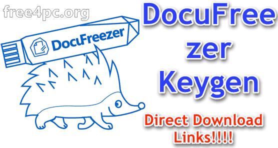 DocuFreezer Keygen