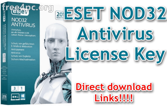 ESET NOD32 Antivirus 13.2.15.0 With License Key Download ...