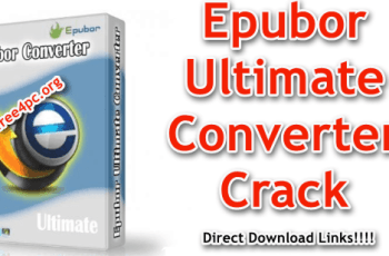 Epubor Ultimate Converter Crack