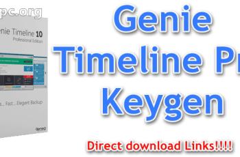 Genie Timeline Pro Keygen