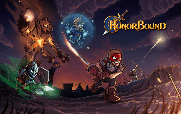 HonorBound RPG Ver. 4.31.20 MOD APK
