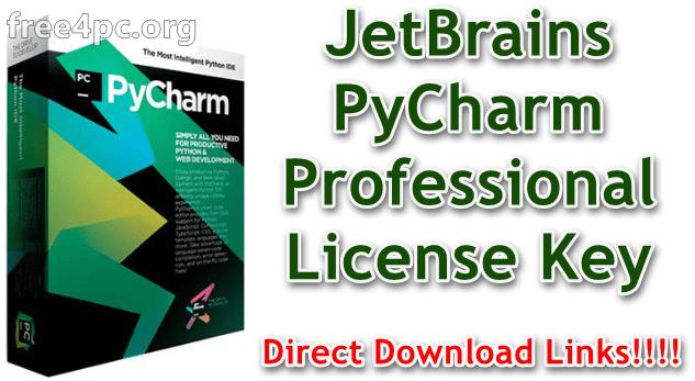 JetBrains PyCharm Professional 2018 3 6 With License Key