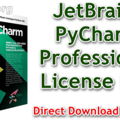JetBrains PyCharm Professional License Key