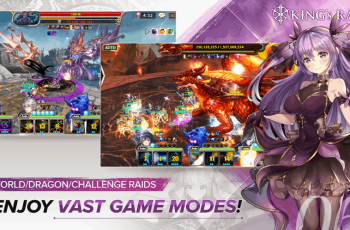 King's Raid Kings Raid Ver. 3.48.4 MOD APK