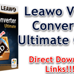 Leawo Video Converter Ultimate Crack