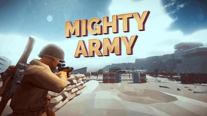 Mighty Army World War 2 v1.0.9 MOD APK