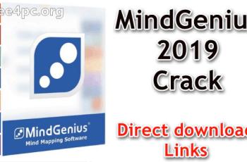 MindGenius 2019 Crack