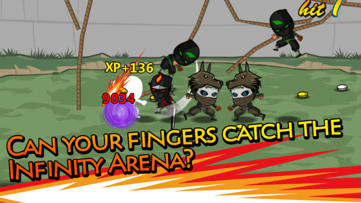 Ninjas Infinity v2.0 MOD APK
