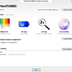 PerfectTUNES R3.2 Crack