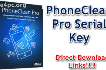 PhoneClean Pro Serial KeySerial Key