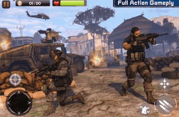 Real Commando Secret Mission v3.0.07 MOD APK