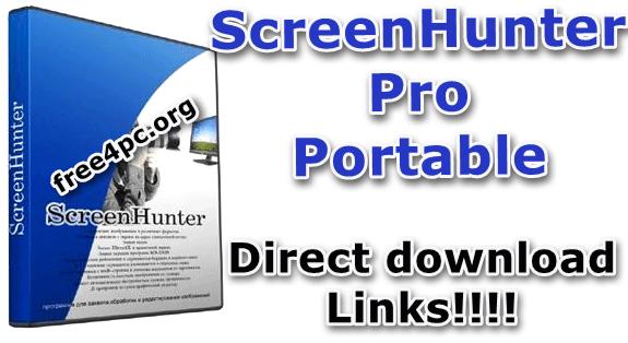 ScreenHunter Pro Portable