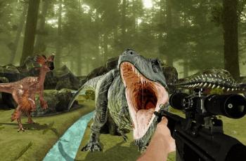 Dinosaur Hunt 2018 v4.4 MOD APK
