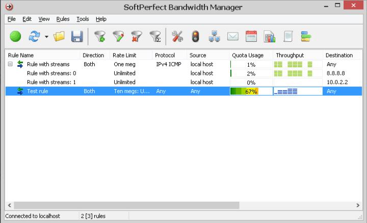 SoftPerfect Bandwidth Manager Keygen