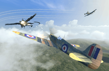 Warplanes WW2 Dogfight v1.5 MOD APK