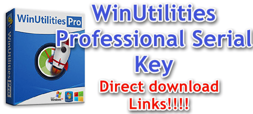 WinUtilities Professional Serial Key
