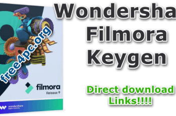 Wondershare Filmora Keygen