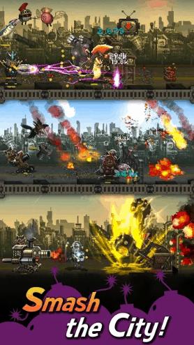 World Beast War Destroy the World in an Idle RPG v1.056 MOD APK