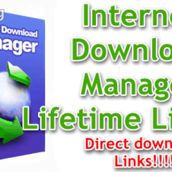 idm Crack Lifetime License