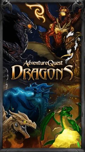 AdventureQuest Dragons v1.0.65 MOD APK