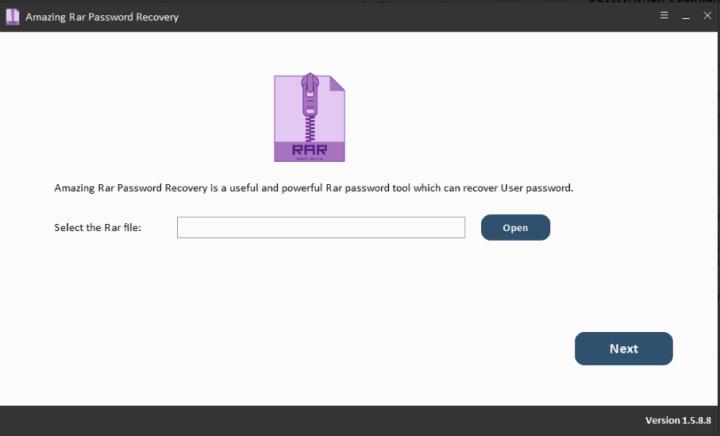 Amazing Rar Password Recovery Crack