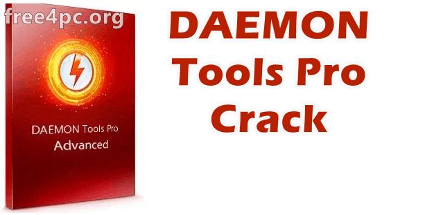 daemon tools free download crack