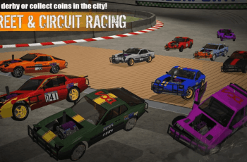 Demolition Derby 3 v1.0.035 MOD APK