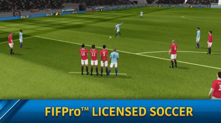 Dream League Soccer 2019 v6.12 MOD APK