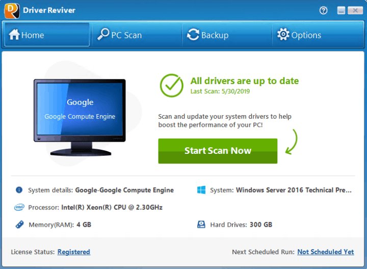 Driver Reviver 5.28.0.4 Full version