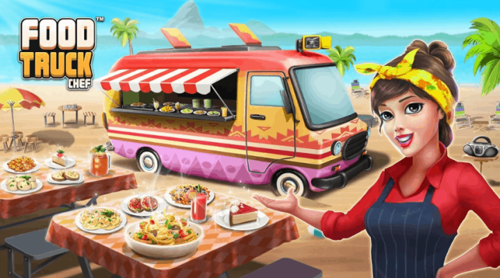 Food Truck Chef Cooking Game v1.6.8 MOD APK