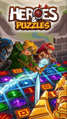 Heroes and Puzzles v2.0.0.603 MOD APK