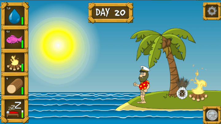 Johnny's Island v1.1.0 MOD APK