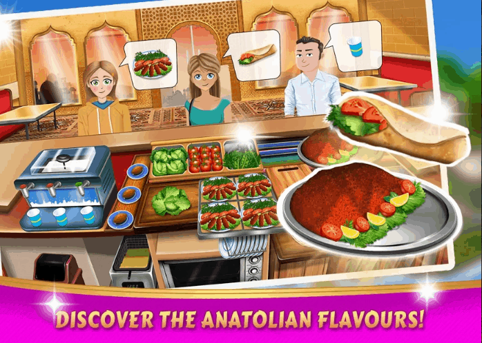 Kebab World Cooking Game Chef v1.13.0 MOD APK