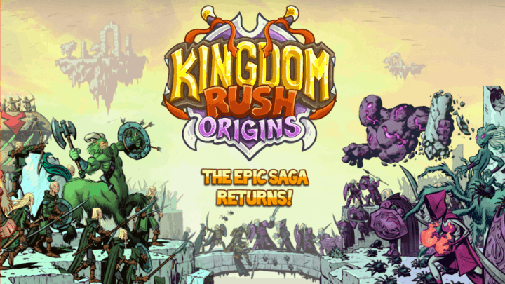 Kingdom Rush Origins v4.0.10 MOD APK