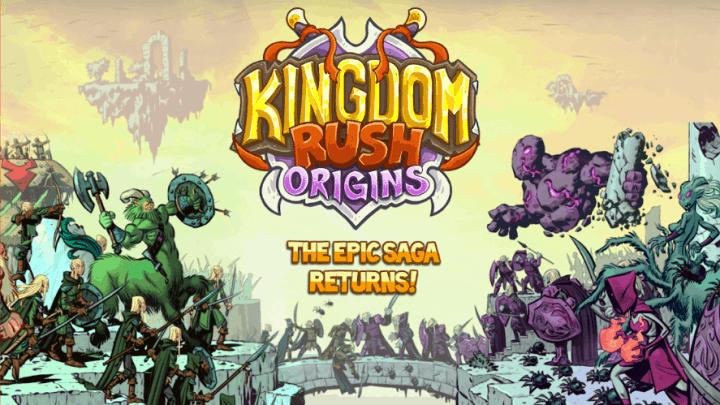 Kingdom Rush Origins v4.0.10 MOD APK