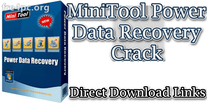 MiniTool Power Data Recovery Business Technician 8 5 With