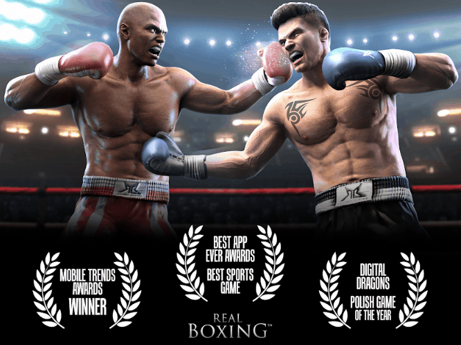 Real Boxing Fighting Game v2.6.0 MOD APK