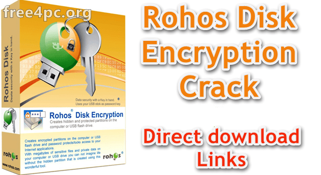 Rohos Disk Encryption Crack