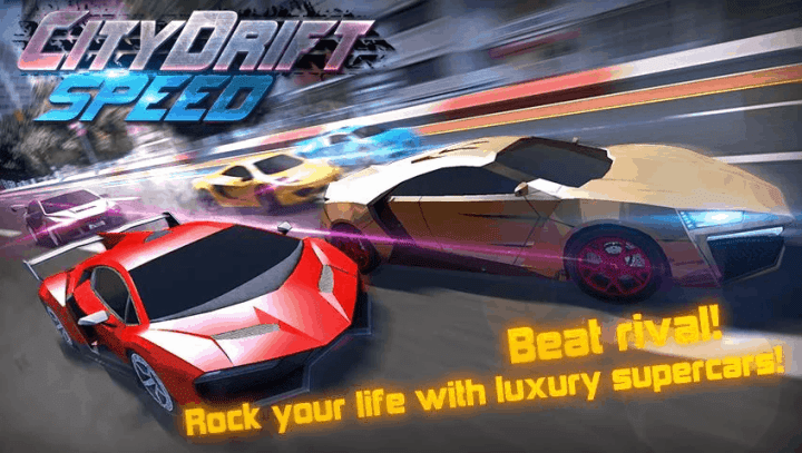 Speed Car Drift Racing v1.1.1 MOD APK