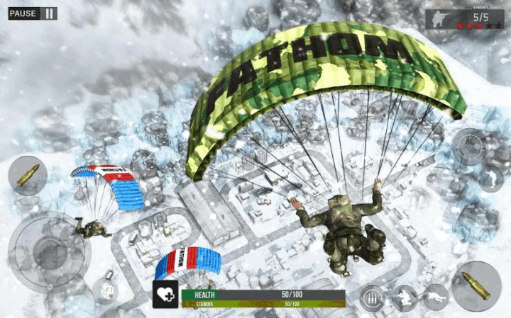 Super Brawl Heroes v1.0.4.186 MOD APK