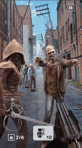 walking dead apk season 1