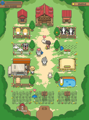 Tiny Pixel Farm - Simple Farm Game v1.4.3 MOD APK
